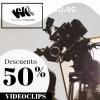 Productora de Videos Musicales. 50% de D