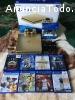 PS4 1TB ORO console con 8 juegos €150