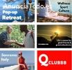 Qclubbb retreats