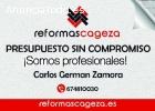 REFORMAS CAGEZA...LA MEJOR CALIDAD