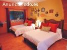 Suite para 4 personas en Guadalupe Inn