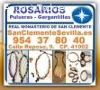 ⭐ SEVILLA, Rosarios, Collares, Pulseras,