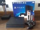 Sony PS4 Pro 1TB console con 7 juegos