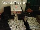 SSD solución para la limpieza de dinero