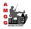 Trabajos verticales. A.M.G.G-Rehabilitac