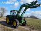 Tractor John Deere 6320 SE, 4x4 WD