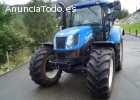 Tractor New Holland T6-165