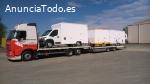 Venta de vehículos de camión
