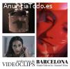 Videoclips musicales en Barcelona